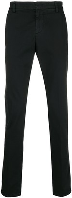 Dondup Flat Front Basic Trousers
