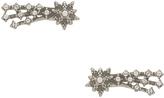 Marc Jacobs Crystal Shooting Star Studs