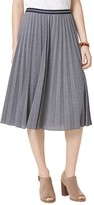 Tommy Hilfiger Pleated Midi Skirt