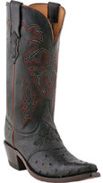 Lucchese Women's Since 1883 M5602. S54 Spring Snip Toe Cowboy Heel Boot