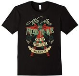 Cherokee Men's We Are So Proud To Live Proud To Die T Shirt 3XL