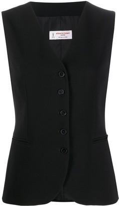 Alberto Biani Single Breasted Waistcoat
