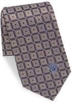 Versace Connected Italian Silk Boxed Tie