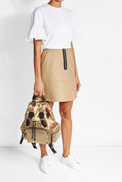 Burberry Shoes & Accessories Satin Backpack
