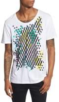 Antony Morato Geometric Graphic T-Shirt