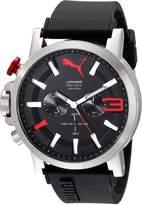 Puma Men's PU103981001 Ultrasize 50 Analog Display Quartz Watch