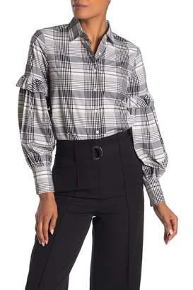 Robert Rodriguez Pauline Plaid Shirt