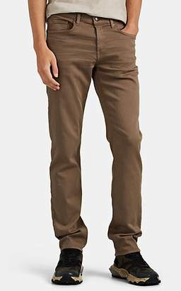 J Brand Men's Kane Terry Slim-Straight Jeans - Beige, Tan