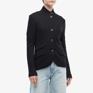 Rag & Bone Slade Blazer (Black) Women's Clothing