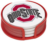 Thirstystone 5 Piece Ohio State University Collegiate Coaster Gift Set