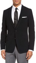BOSS Men's Reaman Extra Trim Fit Stretch Cotton Blazer