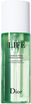 Dior Hydra Life Lotion to Foam Fresh Cleanser