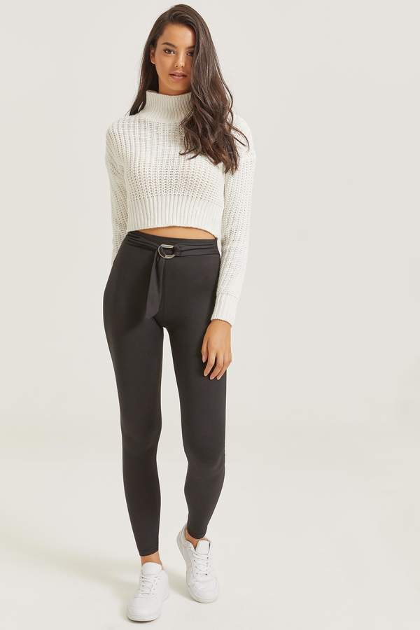 Ardene Belted Super Soft Leggings