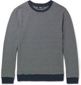 A.P.C. Striped Cotton Sweater