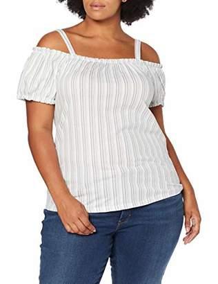 Junarose Women's Jrleah Ss Blouse-S,(Size: M-44/46)