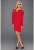 BCBGMAXAZRIA Thera Cashmere Dress Women's Dress