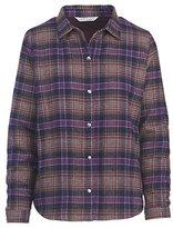 Woolrich Women's Pemberton Fleece Lined Flannel Shirt Jacket