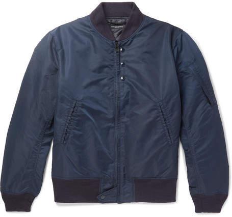 Engineered Garments Nylon Bomber Jacket