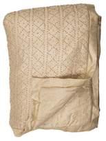 Bergdorf Goodman Anke Drechsel King Size Bedspread w/ Tags