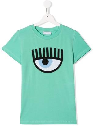 Chiara Ferragni Kids Logomania T-shirt