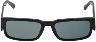 Marcelo Burlon County of Milan Cut Out Shaped Acetate Sunglasses