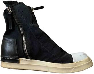 Cinzia Araia Black Cloth Boots