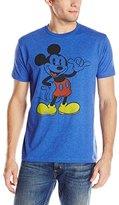 Disney Men's Mickey Mouse Hang Loose T-Shirt