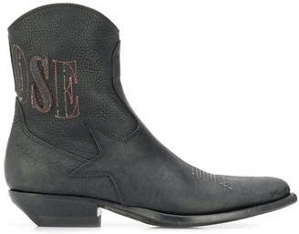 Golden Goose Western boots