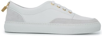 Buscemi Lock Detail Lace-Up Sneakers