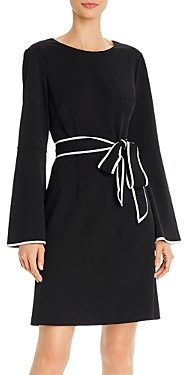 Adrianna Papell Belted Shift Dress