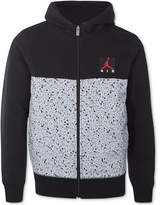 Jordan Flight Fleece Zip-Up Hoodie, Little Boys