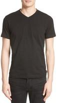 Emporio Armani Men's Armani Collezioni V-Neck T-Shirt