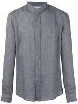 Brunello Cucinelli mandarin neck shirt