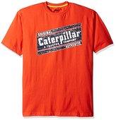 Caterpillar Men's Parallelogram T-Shirt