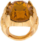 Oscar de la Renta Monarch ring