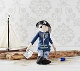 Pottery Barn Kids Pirate Plush