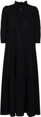 HONORINE Giselle long-sleeve dress