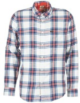 Lee BUTTON DOWN White / Blue / Red