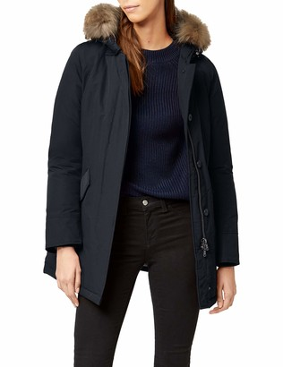 Canadian Classics Women's Jacket - Blue - Blau (navy) - 44R (Brand size : IT:44)