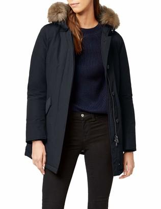 Canadian Classics Women's Jacket - Blue - Blau (navy) - 46R (Brand size : IT:46)