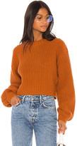 GRLFRND Joey Crewneck Sweater
