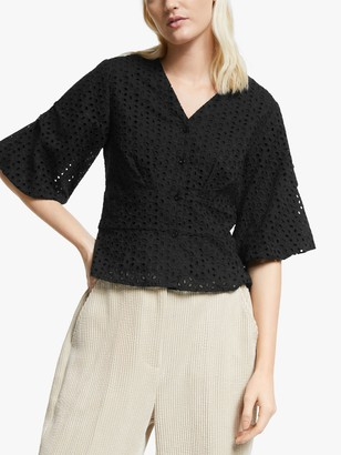 Milly Second Female Blouse, Black