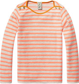 Scotch & Soda Striped T-Shirt