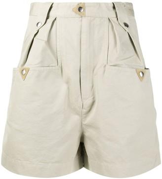 Etoile Isabel Marant High-Waist Shorts