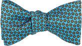 Barneys New York Men's Floral Silk Twill Bow Tie