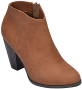 City Classified Light Tan Lavona Bootie