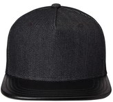 Gents Men's Warren Baseball Cap - Black