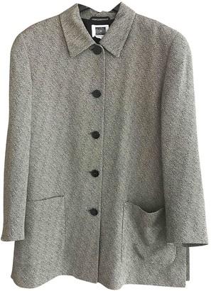 Krizia Grey Jacket for Women