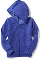 Old Navy Raglan-Sleeve Full-Zip Hoodie for Girls