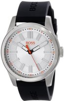 HUGO BOSS BOSS Orange Men's 1512937 Big Up Analog Display Quartz Black Watch